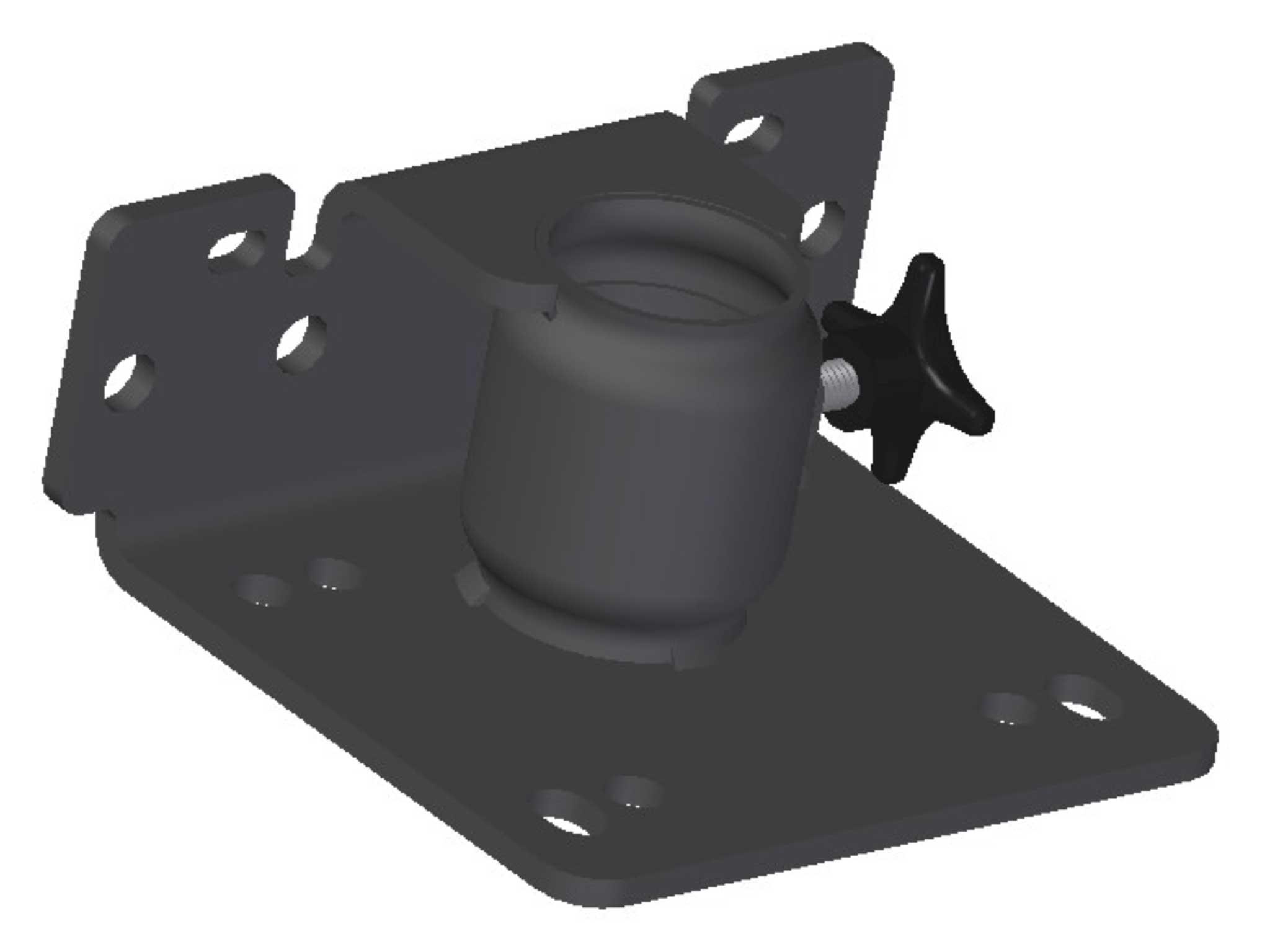Handlebar /Floor brake attachment - US