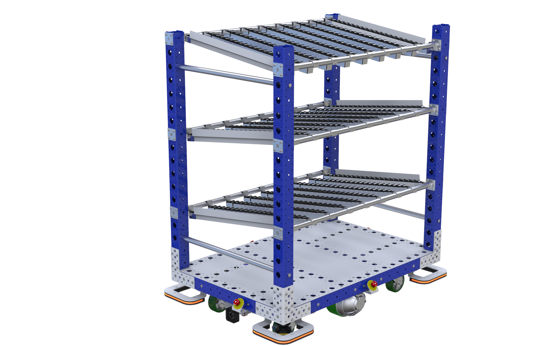 eQart - Flow Rack EU 840 x 1260 mm