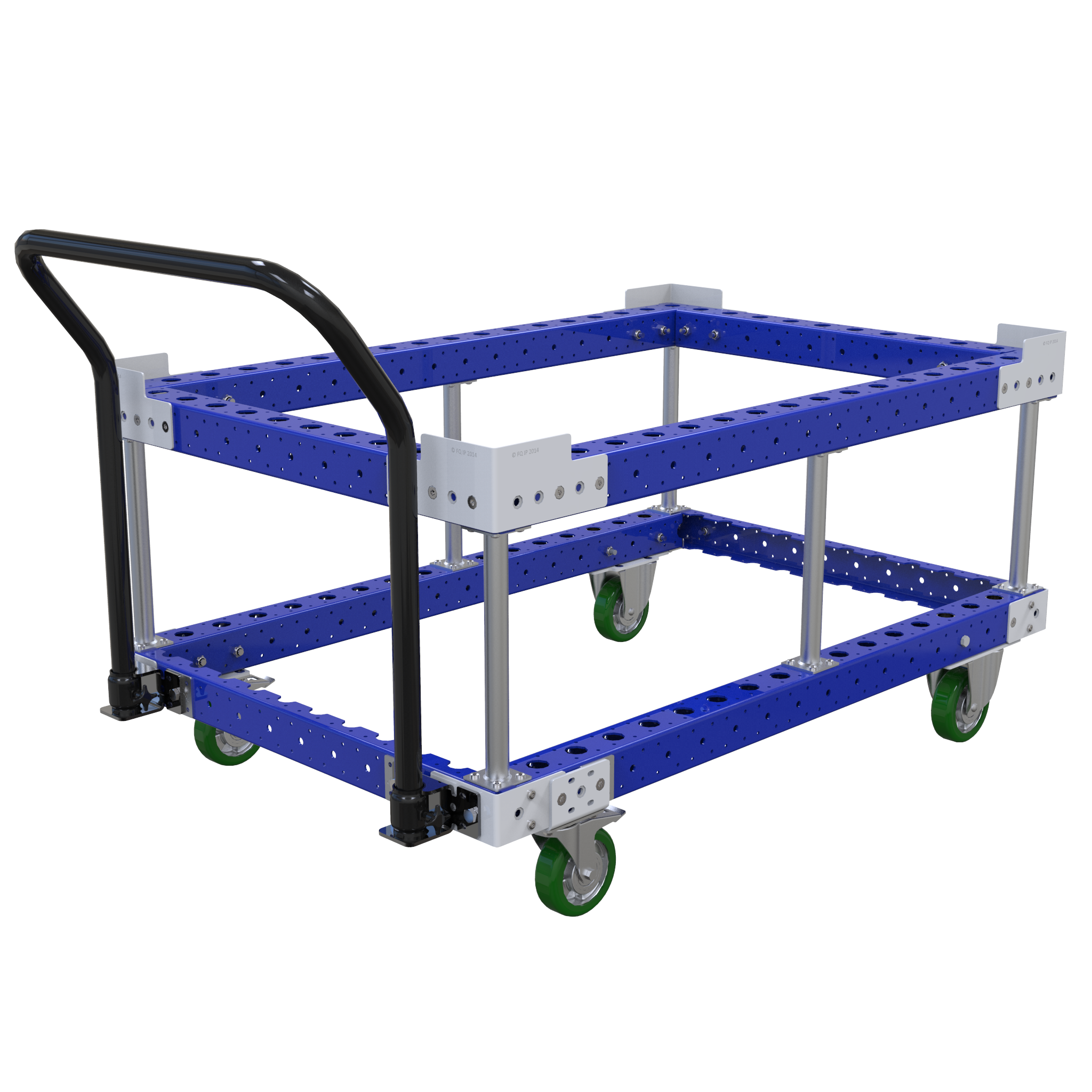 Pallet Cart with Sub Frame