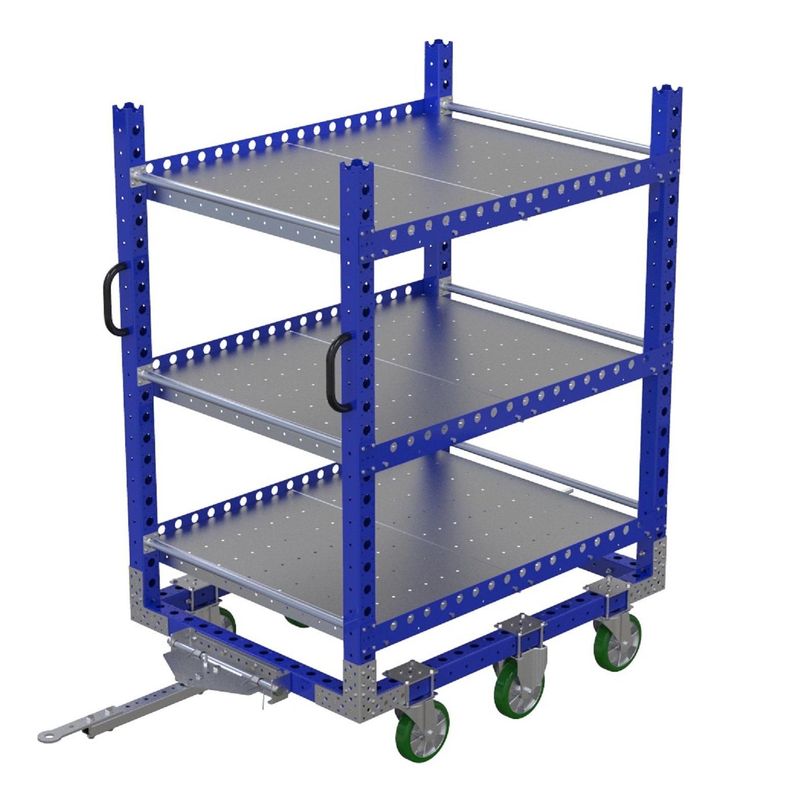 Shelf Cart – 55 x 41 Inches