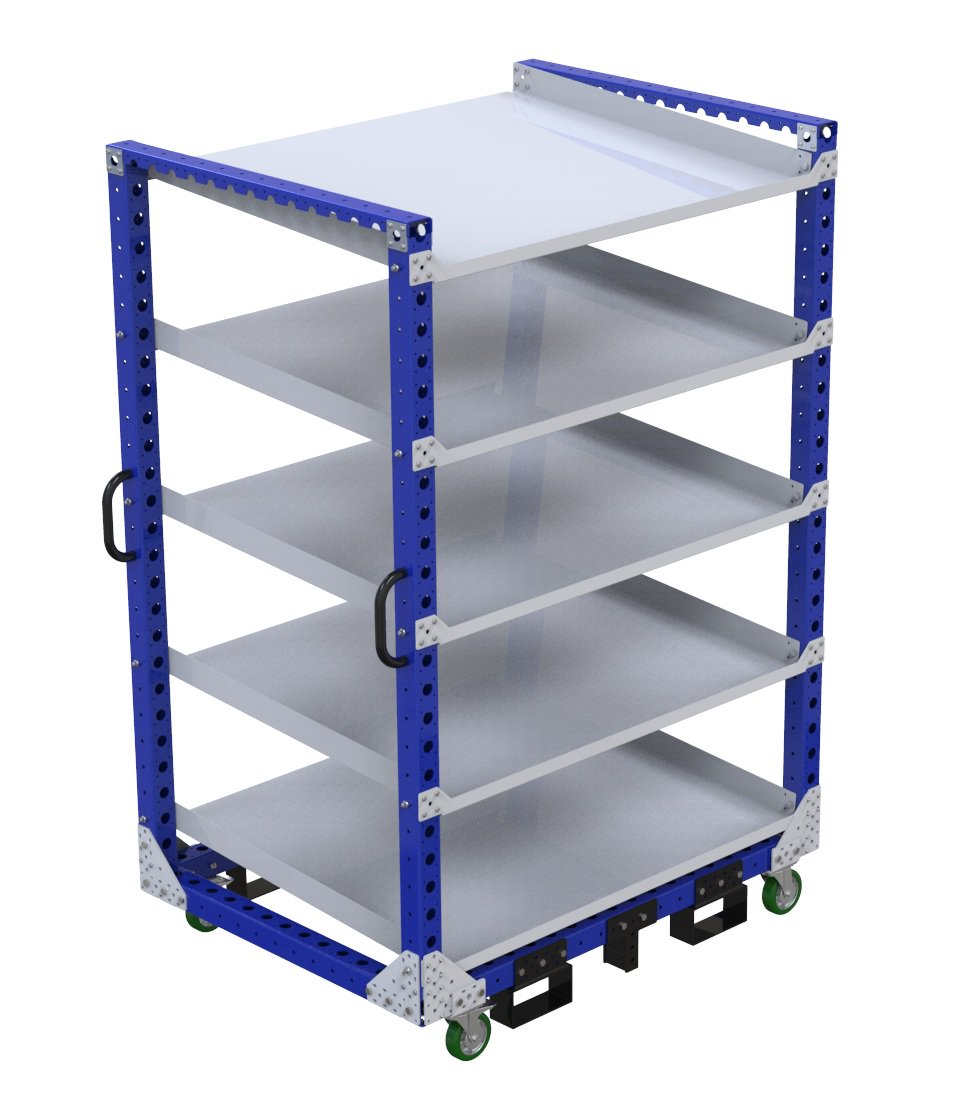 Flow shelf Cart – 1050 x 1400 mm