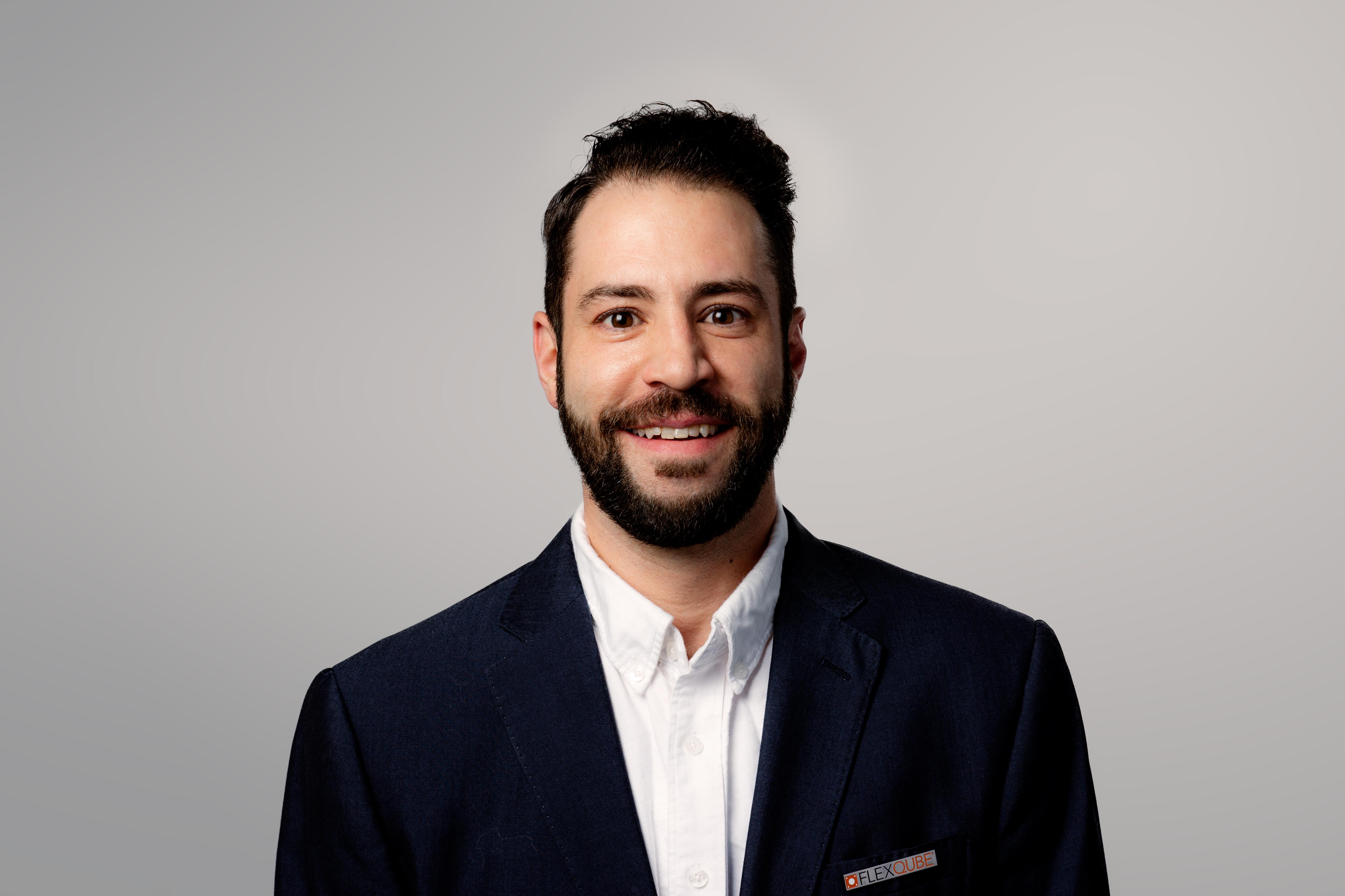 FlexQube Midwest Sales Manager Andy Legut