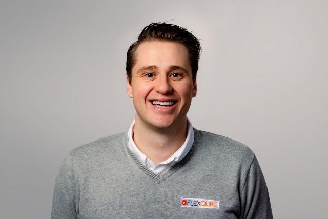 FlexQube marketing manager Luke