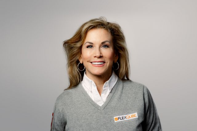FlexQube USA Key Account Manager Cherie Dimmerling