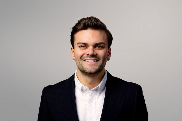 FlexQube Supply Chain Manager Adam Fredriksson