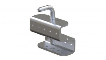 Spring Loaded Tow Hinge