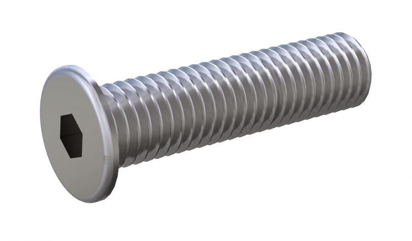Extra low head [1.5 mm] M10 x 40 mm