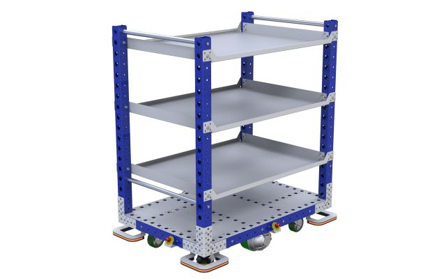 eQart - Flat Shelf EU 840 x 1260 mm