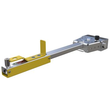 Foot Release Tow Bar
