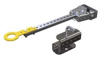 Tow Bar and Hitch Package from FlexQube