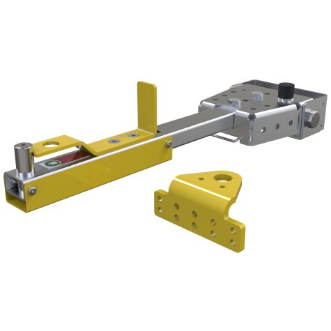 Tow Bar & hitch Combination