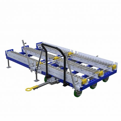 Conveyor Tugger Cart 1190 x 1190mm
