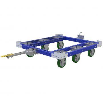 tugger cart 1260 x 1190 mm