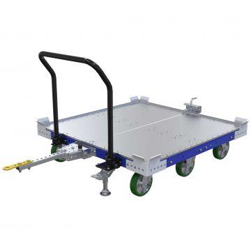 tugger cart 1260 x 1260 mm