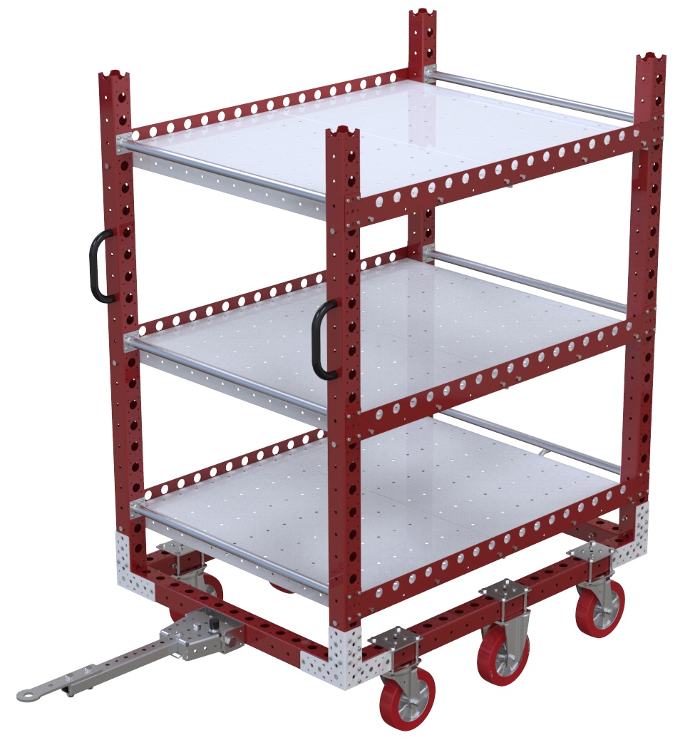 Shelf cart – 1400 x 1050 mm